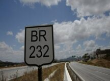 Trecho Recife-Caruaru da BR-232 será totalmente reconstruído