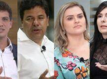 Ibope: Com empate entre João Campos e Mendonça, disputa pela Prefeitura de Recife começa acirrada