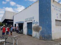 Telha do mercado do peixe em Belo Jardim cai e assusta comerciantes