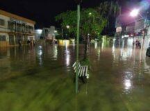 Prefeitura de Sanharó decreta estado de emergência devido fortes chuvas