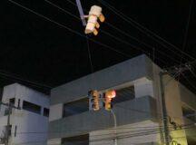 Semáforos apagados continuam sendo um problema em Belo Jardim