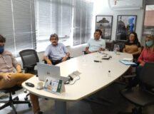 Gilvandro Estrela se reúne com Mendonça Filho e especialistas para mudar a educação de Belo Jardim