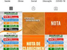 Prefeitura de Belo Jardim deixa de informar dados sobre o Coronavírus