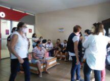 Hélio dos Terrenos: Aposentados municipais de Belo Jardim protestam por 13º salário atrasado