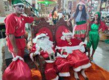 Centro de Artesanato Tareco e Mariola recebe visitantes em clima natalino