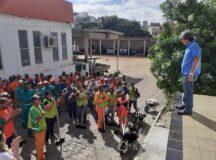 Prefeitura de Belo Jardim inicia Mutirão Cidade Limpa e humaniza atendimento no hospital