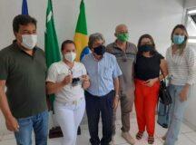 Técnica em Enfermagem é a primeira pessoa vacinada contra a Covid-19 em Belo Jardim
