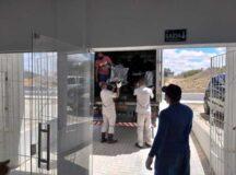 UABJ recebe mobiliários na sede provisória do campus