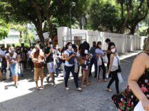 Segundo dia do Enem tem índice de abstenção de 52,2% em Pernambuco