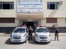 15º BPM registra redução de homicídios e assaltos em Belo Jardim