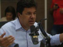 Mendonça cobra do ex-prefeito Geraldo Júlio uma posição sobre o indiciamento pela Polícia Federal do seu secretário de saúde e assessores no caso dos respiradores