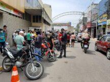 Governo de PE, através do Detran, realiza Blitz no Centro de Belo Jardim