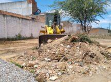 Mais de mil toneladas de lixo e entulho são retiradas das ruas de Belo Jardim, pelo Mutirão de Limpeza
