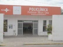 Policlínica Professor Ulisses Lima volta a atender com as especialidades