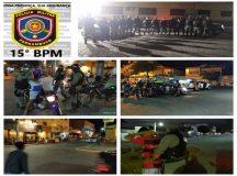 15° Batalhão realiza Operação Controle em Belo Jardim