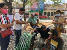 Pessoas em situação de rua são cadastradas pela Assistência Social de Belo Jardim
