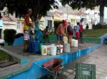 Compesa inicia abastecimento de emergência em Xucuru, na zona rural de Belo Jardim