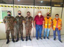 Prefeitura de Belo Jardim busca parceria junto ao Exército Brasileiro para melhorias da zona rural
