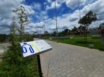 Câmeras de monitoramento reforçam segurança na Praça do Instituto Conceição Moura