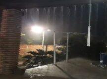 Belo Jardim registra chuva forte nesta terça (16)