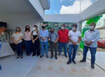 Mendonça Filho participa de inauguração de Clínica de Reabilitação de pacientes em Belo Jardim