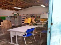 Secretaria de educação inicia ação de dedetização nas escolas municipais