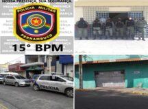 PM cumpre fiscalização do decreto de lockdown do Governo de PE em Belo Jardim