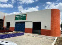 Central de Abastecimento Municipal ganha dois banheiros novos