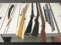 Polícia Militar fecha oficina onde eram fabricadas armas em Belo Jardim