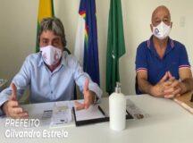 Gilvandro Estrela volta a alertar a população sobre o aumento dos casos da Covid-19 em Belo Jardim