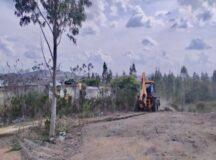 Prefeitura de Belo Jardim inicia obras de ampliação do Cemitério Municipal São João Batista