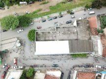 Prefeitura interdita temporariamente rua José Robalinho para evitar aglomerações em instituições financeiras