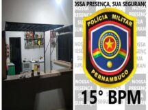 Proprietária de bar é conduzida a Delegacia de Belo Jardim por descumprimento ao Plano de Convivência Contra a Covid-19