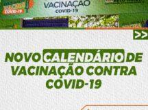 Belo Jardim avança de fase e vacinação contra a Covid-19 chega para idosos de 63 e 64 anos