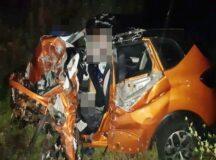 Médico morre em acidente de carro na BR-232, em Tacaimbó
