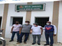 Casa Municipal de Apoio de Xucuru é inaugurada para conforto e segurança do homem do campo