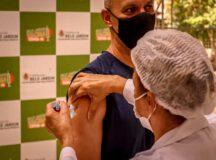Belo Jardim inicia vacinação contra a Covid-19 para idosos de 61 anos nesta segunda-feira