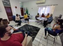 Secretarias da Prefeitura de Belo Jardim se reúnem para discutir sobre o retorno das aulas presenciais no município