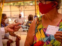 Belo Jardim inicia vacinação contra a Covid-19 para idosos de 60 anos nesta sexta-feira (30)