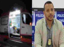 Suspeito de matar delegado em Jataúba é morto a tiros em ambulância durante transferência para hospital