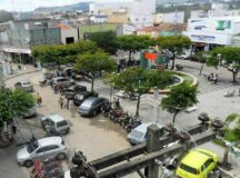 Adolescente furta farmácia no centro de Belo Jardim