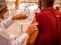 Secretaria de Saúde de Belo Jardim convoca idosos a partir dos 60 anos e profissionais de saúde para segunda dose da Coronavac/Butantan