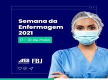 AEB convida estudantes e profissionais para a Semana da Enfermagem