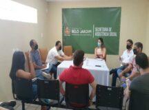 Gabinete emergencial Covid de Belo Jardim decreta novas regras sobre a pandemia na cidade