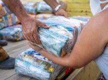 Com apoio da Moura, Corrente do Bem segue ajudando famílias de Belo Jardim e região