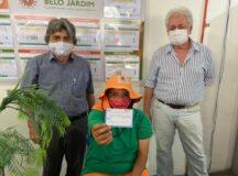 Garis de Belo Jardim são vacinados contra à Covid-19
