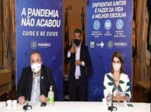 Restrições em atividades econômicas e comércio foram prorrogadas por mais 15 dias em Pernambuco