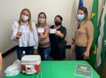 Vacinação para Covid-19 chega para os profissionais da educação em Belo Jardim