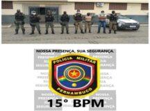Dono de bar é detido após descumprir decreto do Governo de PE em Belo Jardim