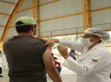 Belo Jardim: Grupos de vacinação contra Covid-19 programados para esta sexta (18) serão remanejados para segunda-feira (21)